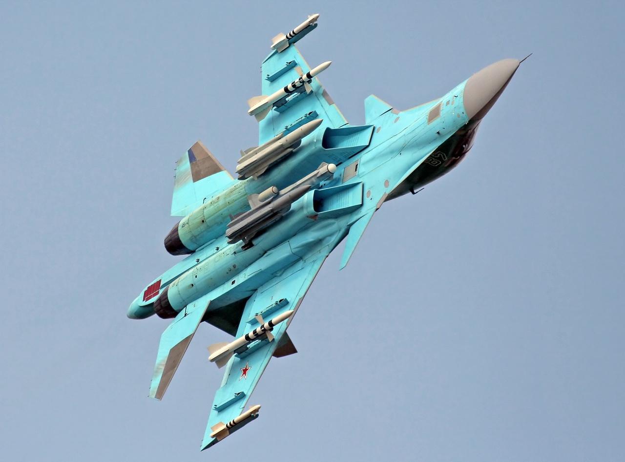 Su 34 (航空機)の画像 p1_26