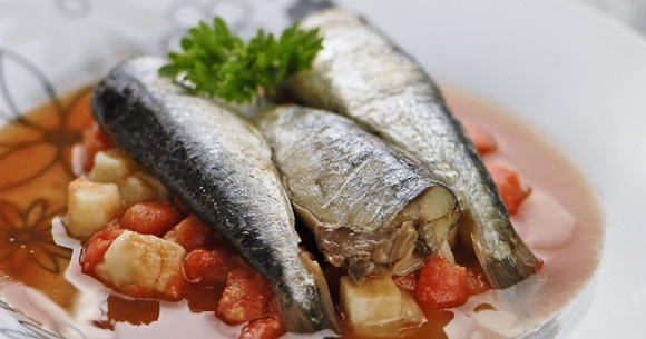 Sardines En Sauce Tomate Et Persil