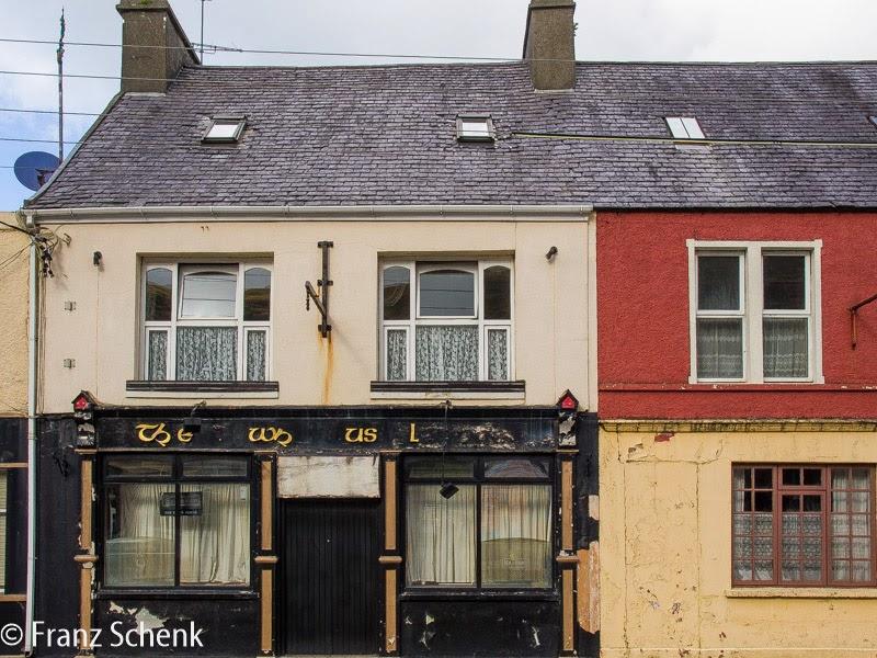 Pub long closed ago, Caherciveen