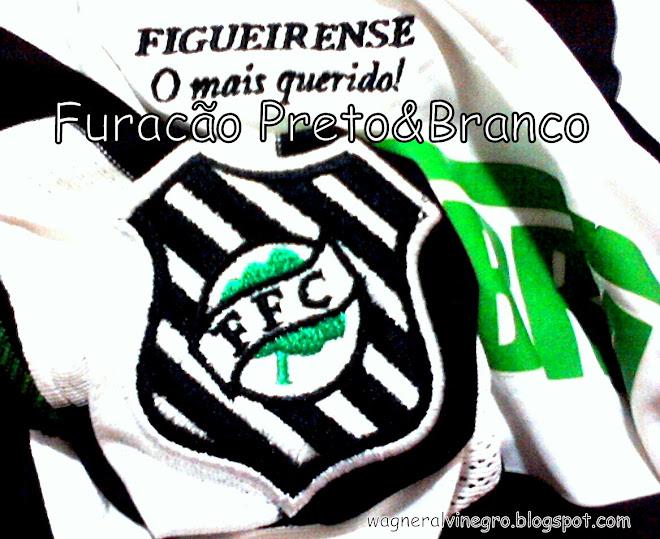 FURACÃO PRETO&BRANCO