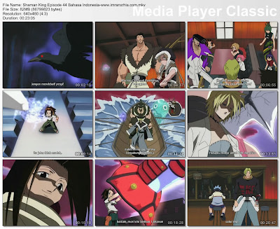 Download Film Shaman King Episode 44 (Satu Tekanan Lagi) Bahasa Indonesia