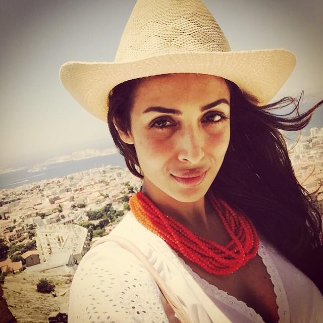 Malaika Arora Khan Hot Pics From Recent Holiday