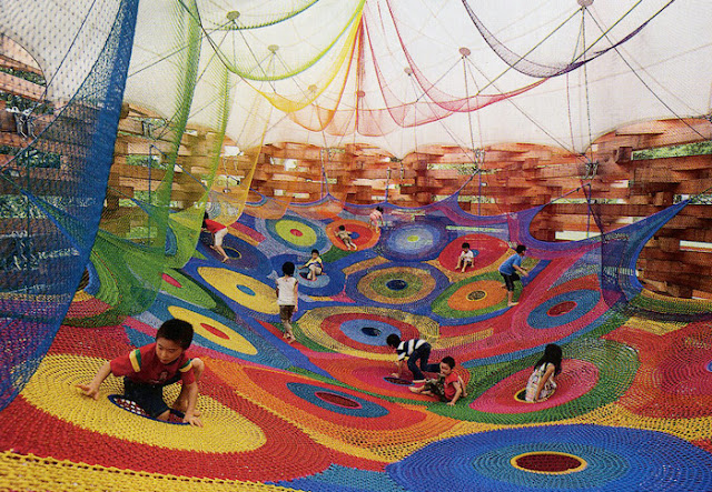colorful-net-playground