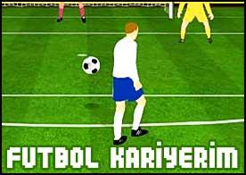 Futbol Kariyerim Oyunu