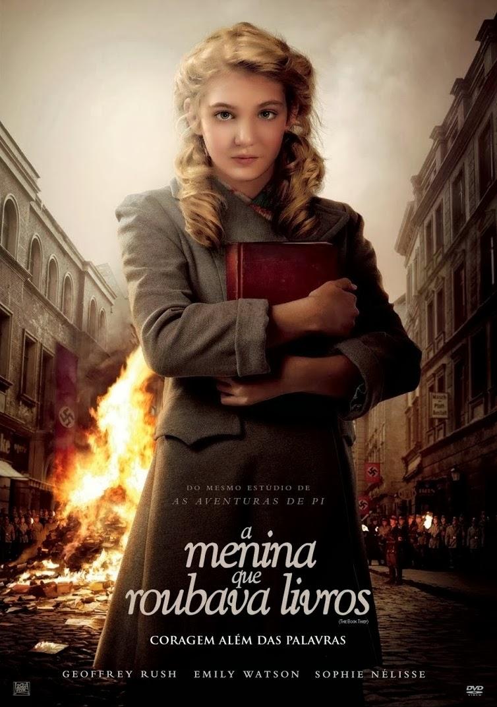 A Menina que Roubava Livros – Dublado (2013)