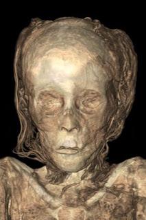 When The New Mummy Found