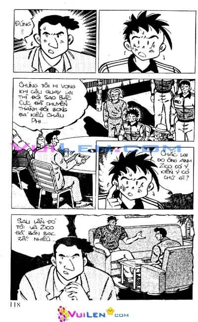 Jindodinho - Đường Dẫn Đến Khung Thành III  Tập 43 page 118 Congtruyen24h