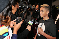 Jaden Smith Hairstyle