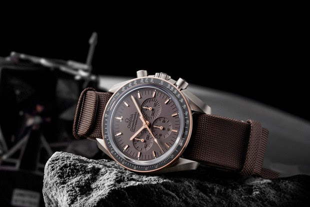 OMEGA SPPEDMASTER APOLLO 11 45TH ANNIVERSARY
