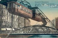 Treno sospeso | Wuppertal