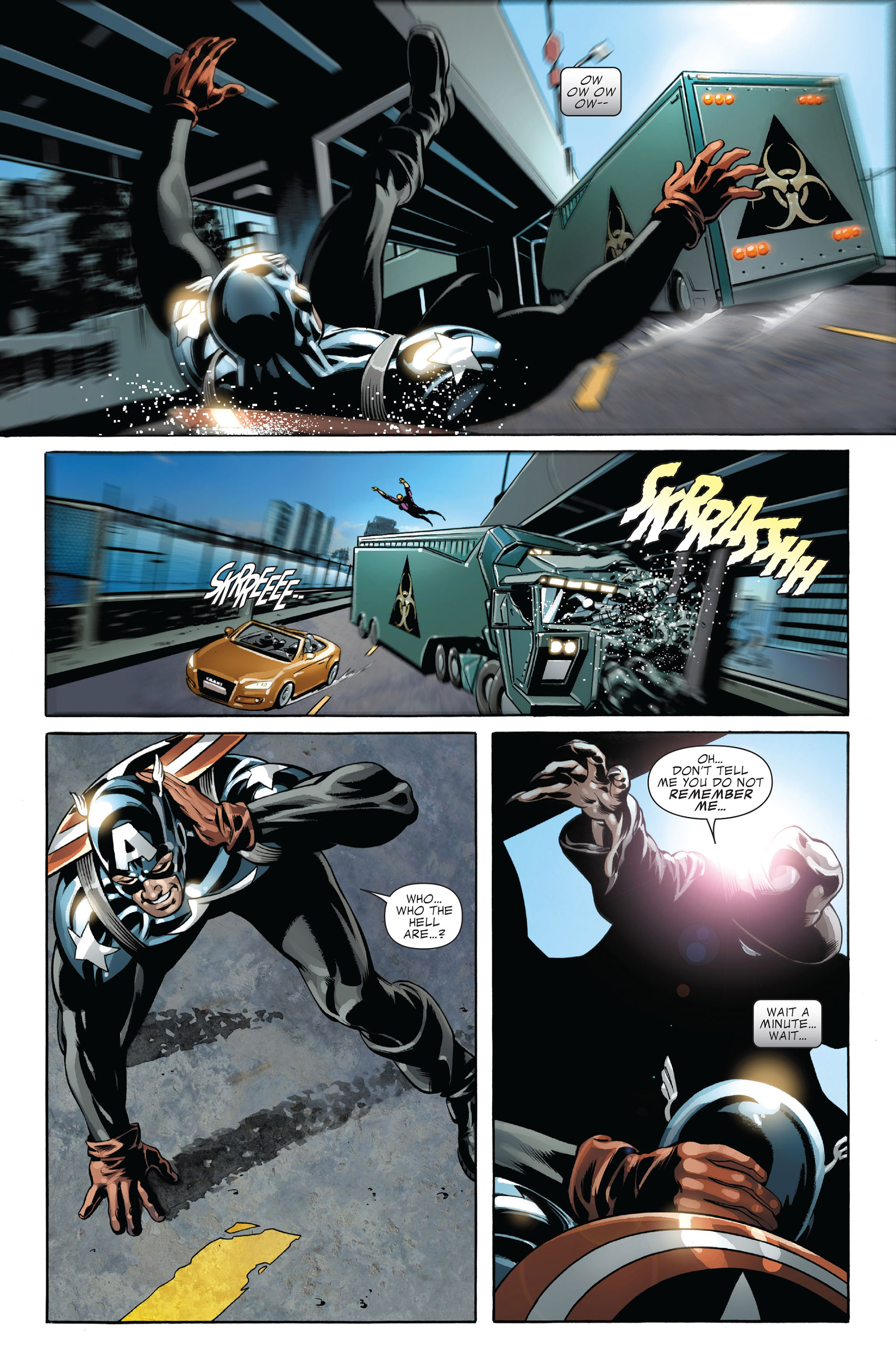 Captain America (2005) Issue #44 #44 - English 21