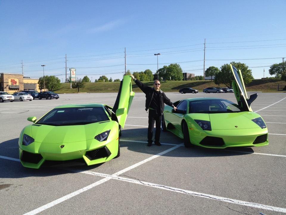 Delaware Exotics Lamborghini Aventador With Lamborghini Murcielago