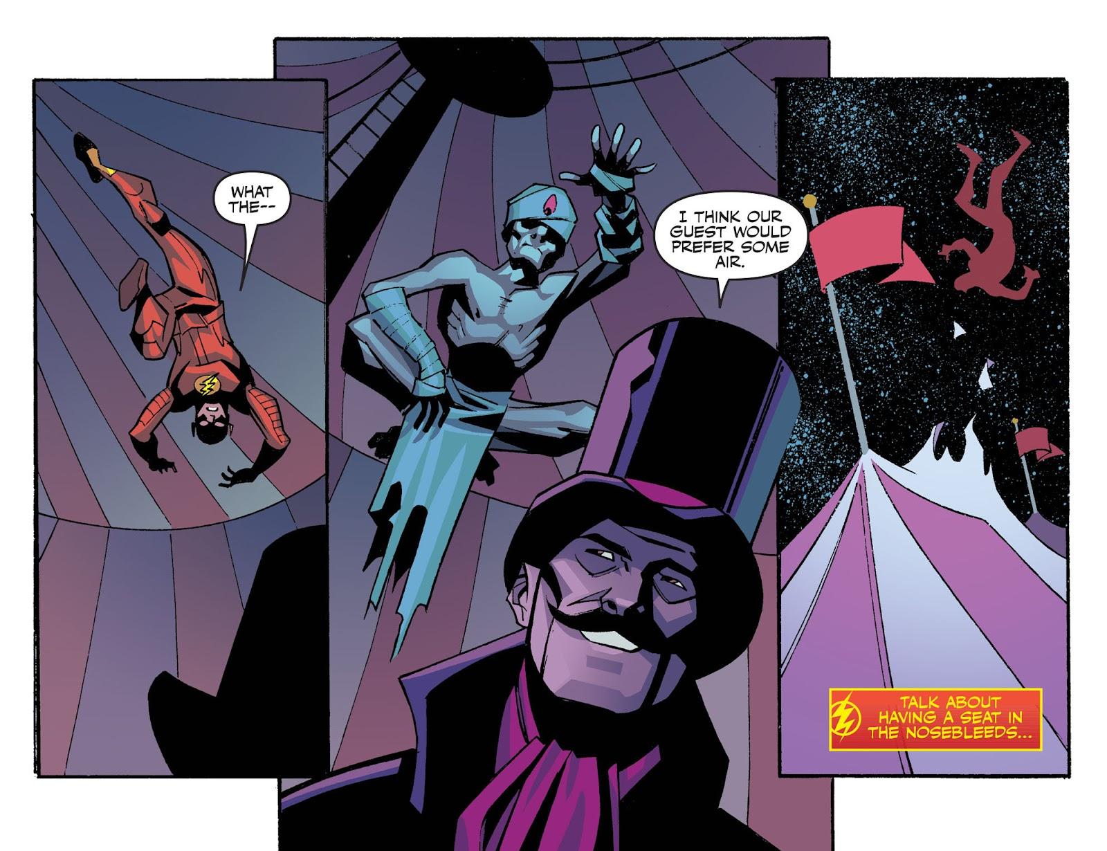 The Flash: Season Zero [I] Issue #4 #4 - English 16