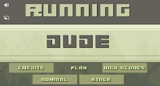 juegos plataformas running dude free