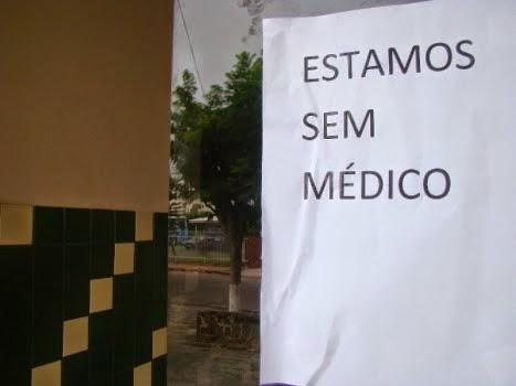 Hospital de Touros amanhece sem médico