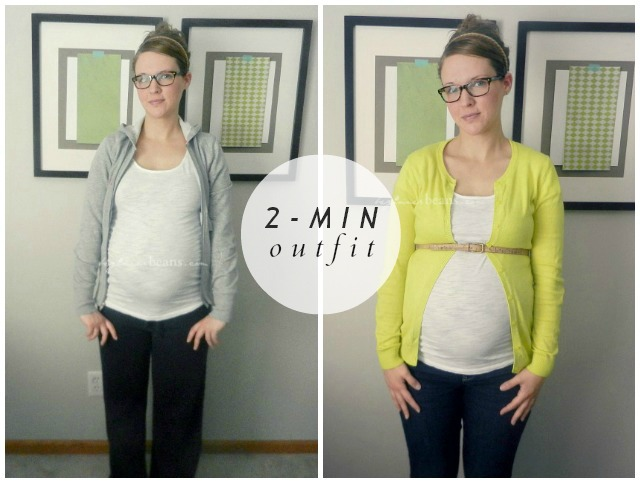Tips for a 2-Minute Outfit