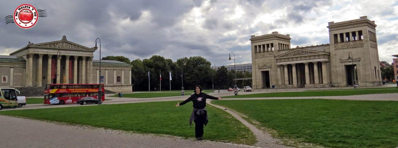 Munich - Königsplatz