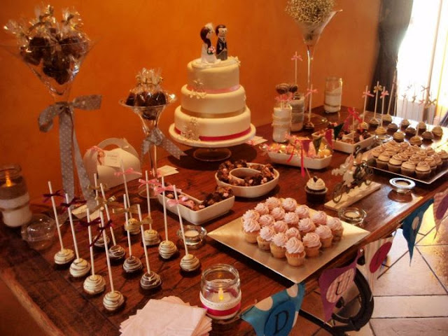 Consejos para una boda especial by la tia laura ideas for Mesa de dulces para boda