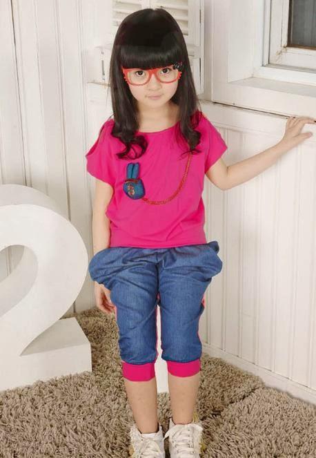 Demikian beberapa model baju anak perempuan yang cute. semoga dapat ...