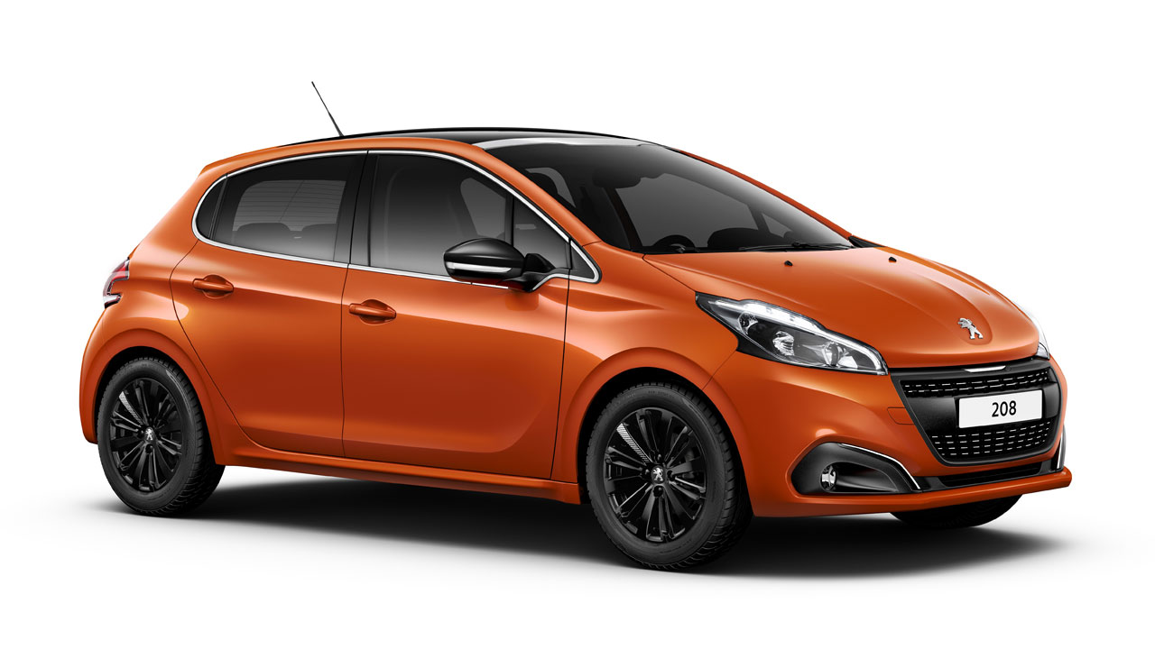 Luxury Cars and Watches - Boxfox1: New Peugeot 208: New styling ...
