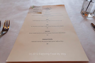 Lucca's Daily Specials Menu Bottom