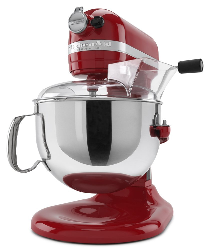 Home, Garden & More...: KitchenAid KP26M1X Professional 600 Series on