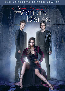 Download - The Vampire Diaries 4ª Temporada Completa DVD-R Dual Áudio