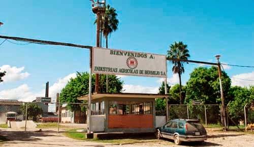 Poblaciones de Tarija
