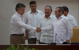 Acuerdo de La Habana afianza camino a la paz en Colombia