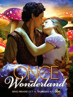 ONCE UPON A TIME IN WONDERLAND TEMPORADA 1 ONLINE