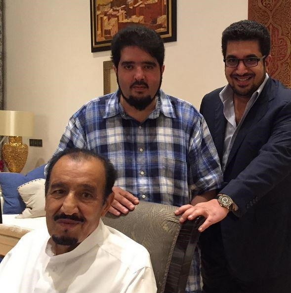 ما هو مرض الامير عبدالعزيز بن فهد سعودية ترند
