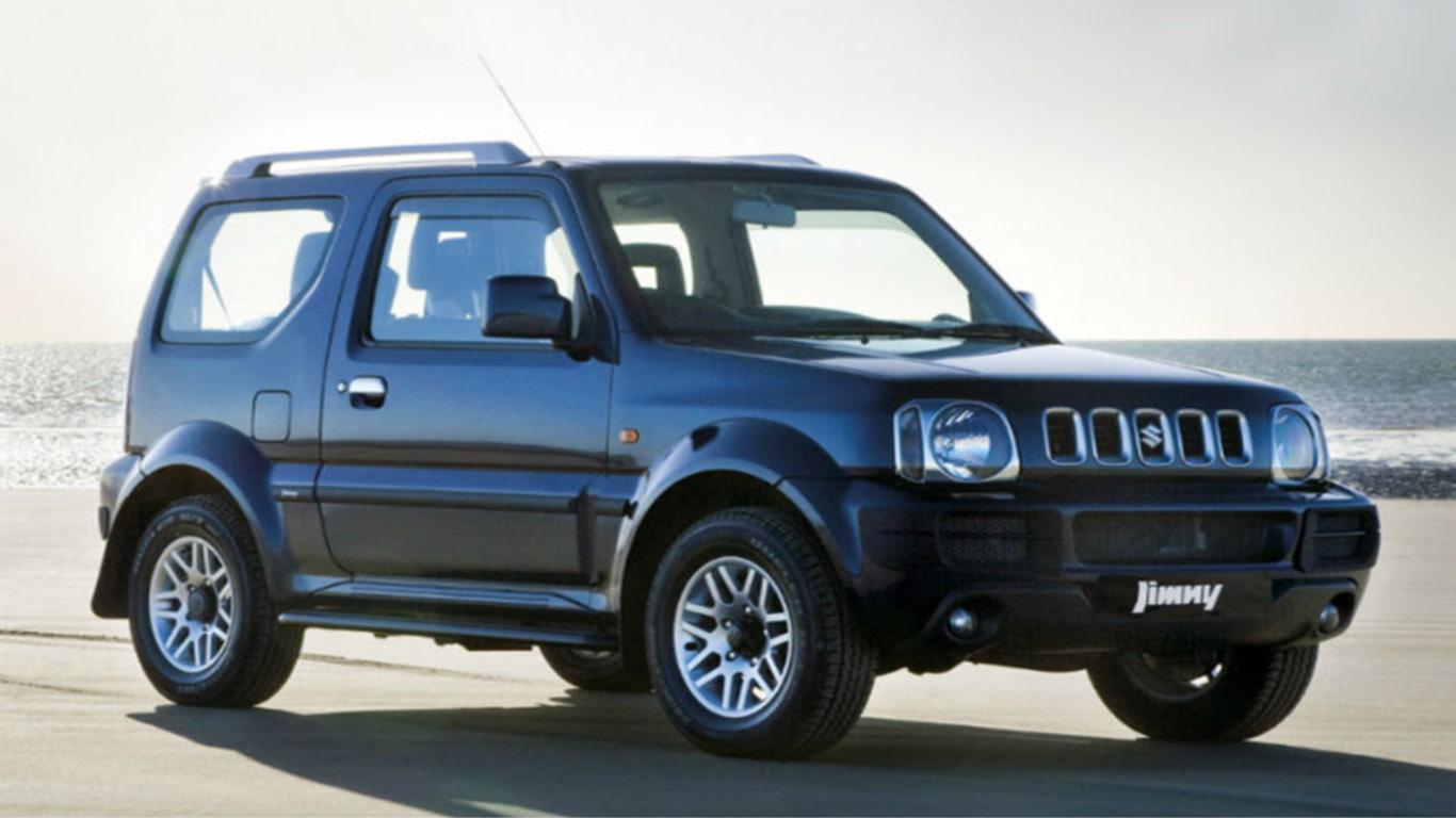 suzuki jimny 2012 small with many capabilities 4 4 dream fantasy cars. Black Bedroom Furniture Sets. Home Design Ideas