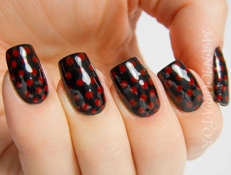 manicurator: Dotted French Nail Art for Marc Jacobs DOT