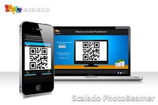 تطبيق PhotoBeamer لعرض صورك من الايفون على أي شاشة جهاز آخر