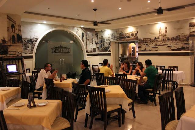 Restaurante el bastión