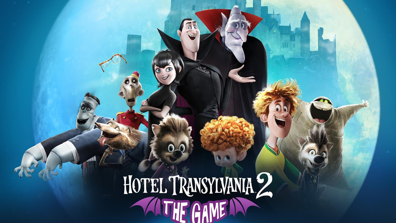 Hotel Transylvania 2 Gameplay IOS / Android