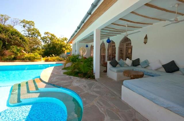 The sugar house 4 bedroom watamu home with pool watamu for Four bedroom house with pool