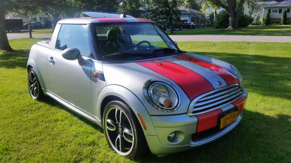 Daily Turismo: Red Bullchero: 2007 Mini Cooper