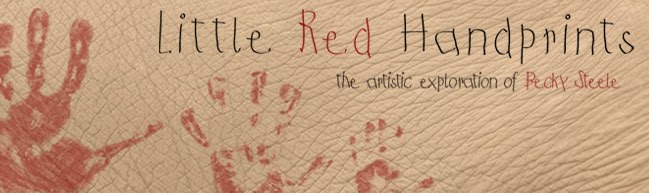 Little Red Handprints
