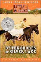By The Shores Ofbookcover of By The Shores Of Silver Lake  by Laura Ingalls-Wilder (The Laura Years - Little House on the Prairie) Silver Lake