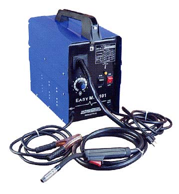 atom welding machine