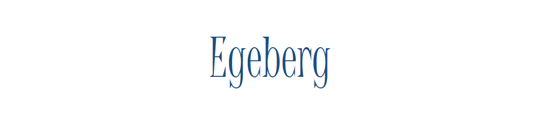 Egeberg