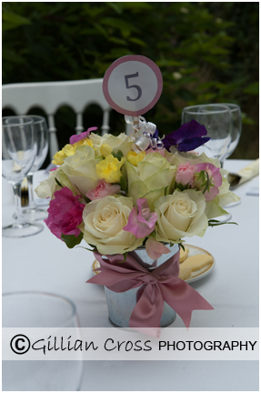 Table numbers 1