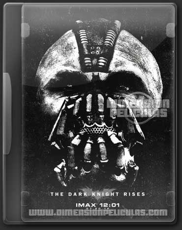 The Dark Knight Rises (Extras BRRip HD Inglés Subtitulado)