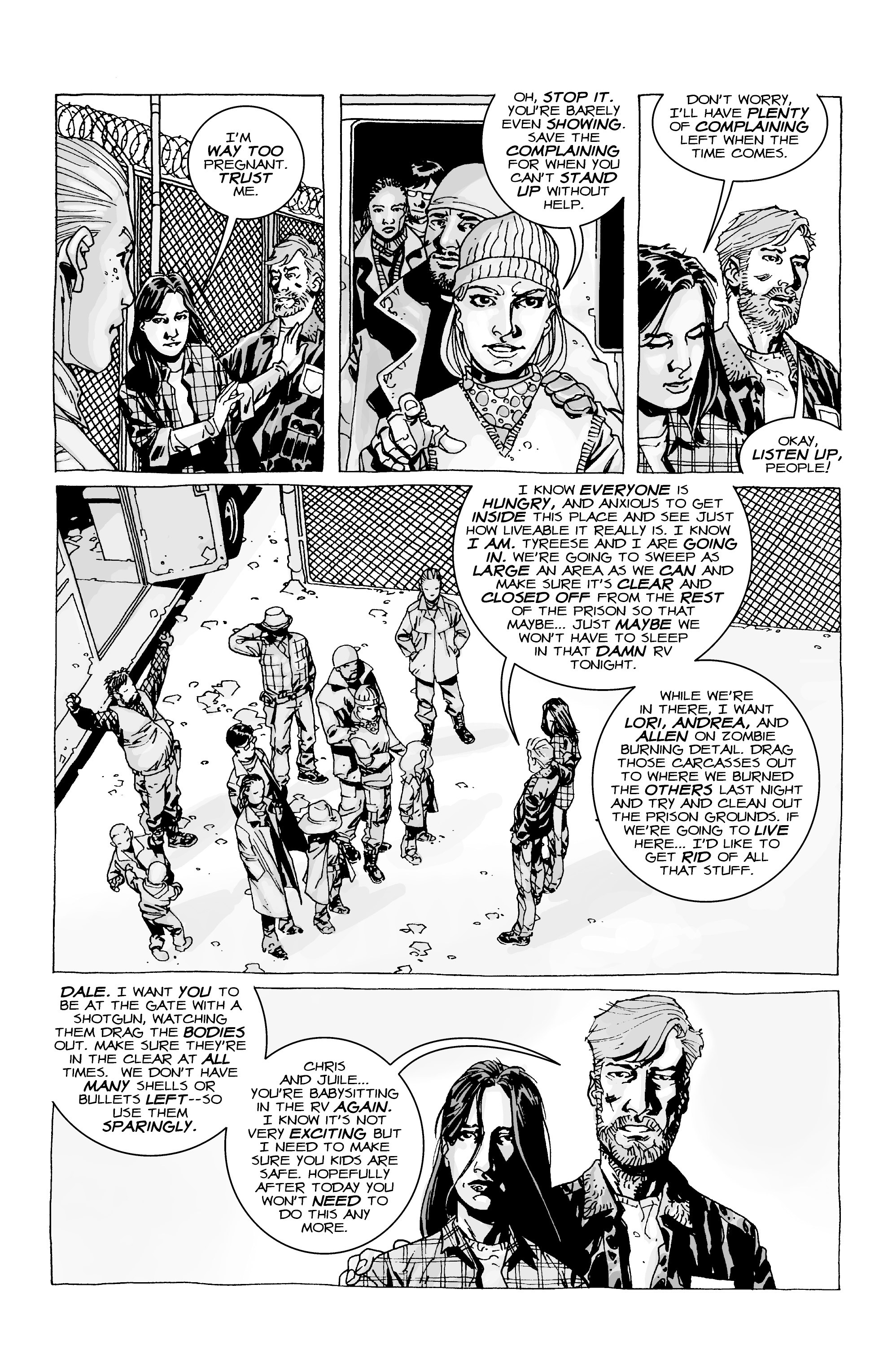 The Walking Dead Issue #13 Page 19