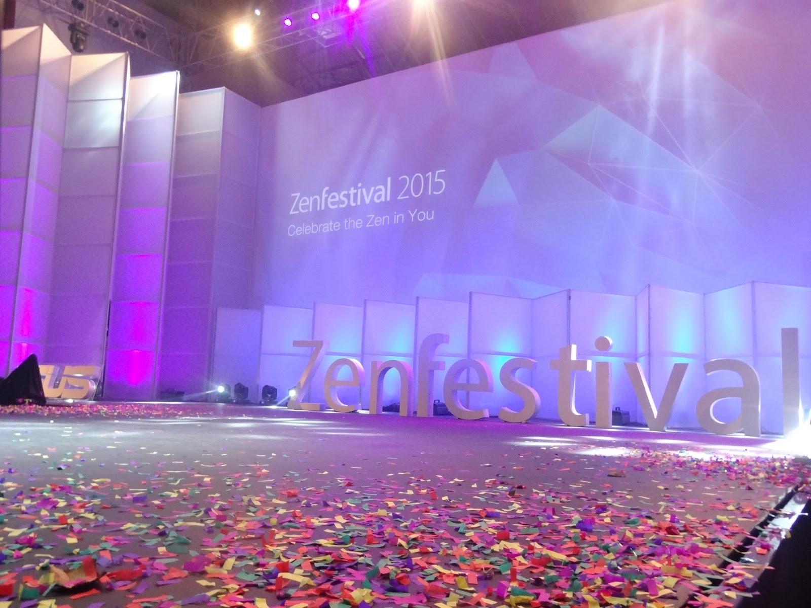 Asus Launches New Zenfone 2 Models At Zenfestival Delhi 2015 Laser Ze601kl Free Zenflash