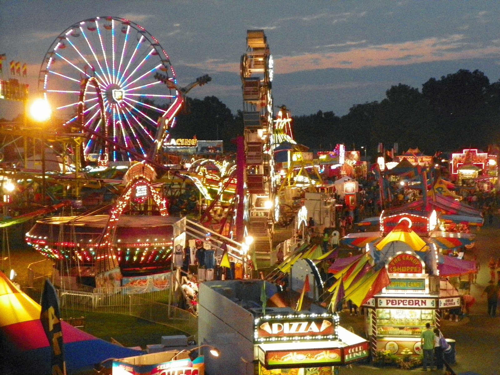 Jared Unzipped: Why I Don't Ride Carnival and Amusement ...