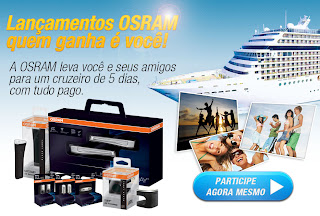 """Concurso Cultural  """"Com OSRAM eu fico bem na foto"""