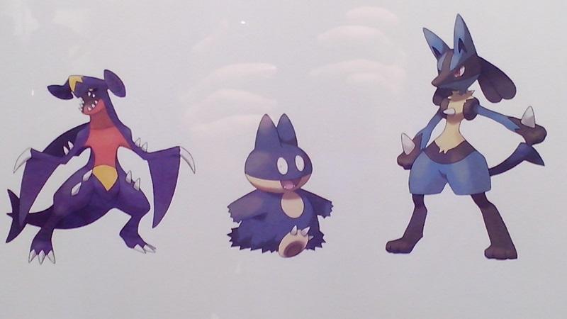 Exposición Pokémon 3