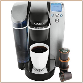 keurig coffee maker single cup
